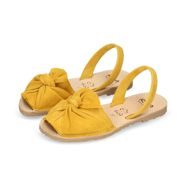 Sandale 27167-S2-ANTE MOSTAZA Adulti BOW