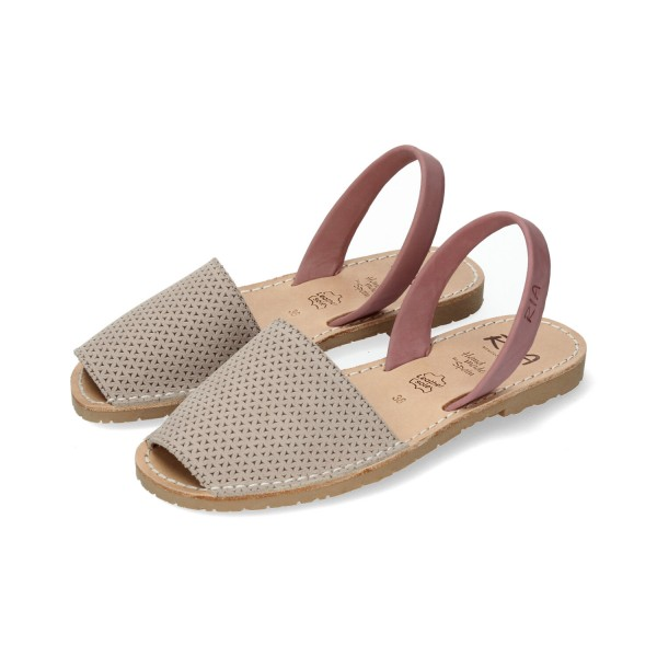 Sandale 27801 NUBUCK WINDCHIME