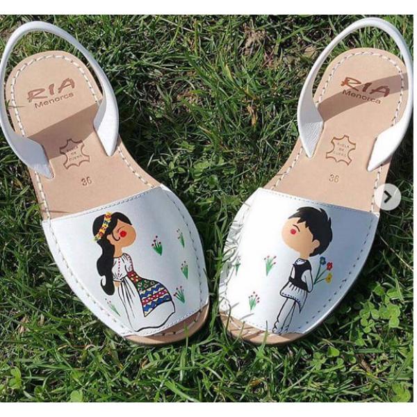 Sandale Avarca Mandrutii