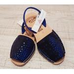 Sandale Avarca Ante Blue Stars
