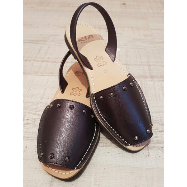 Sandale Avarca Metalgrain Calcita tinte