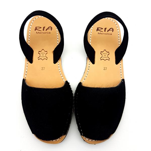 Sandale Avarca Cavalino Negro