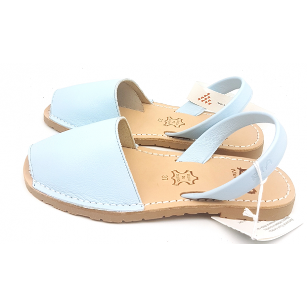 Sandale Avarca Bleu Ciel Guardamar