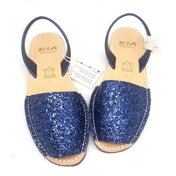 Sandale Avarca Glitter Bearl
