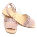 Sandale Avarca Glitter Rosita Ante Decupat