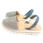 Sandale Avarca Glitter Windy Jeans