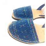 Sandale Avarca Holland Dis Jeans